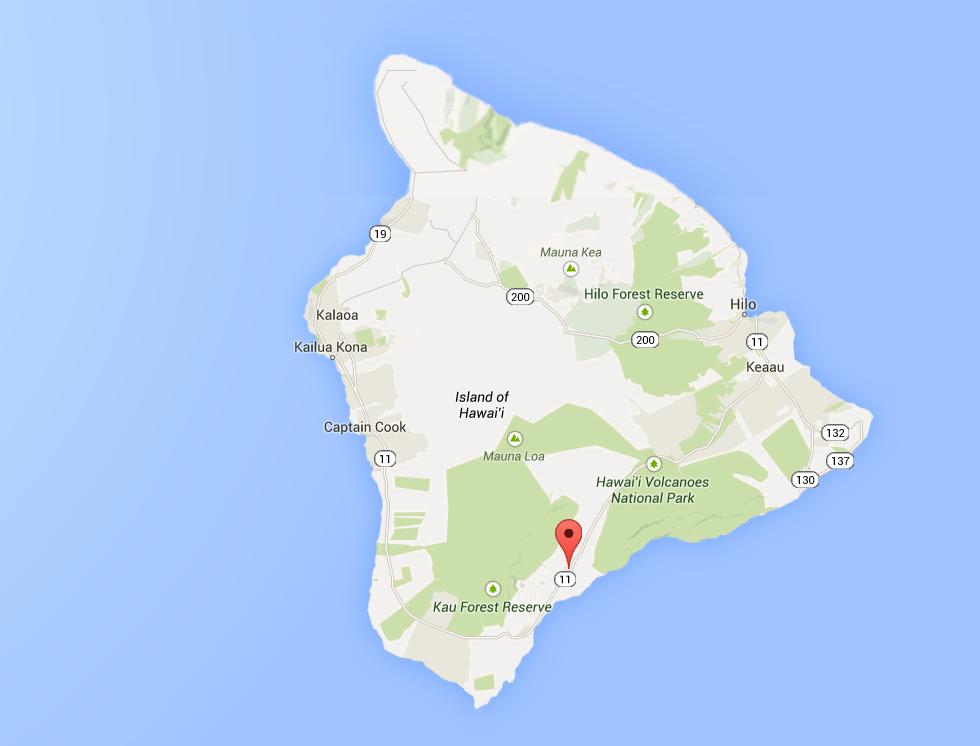 Aikane Coffee Plantation Hawaii