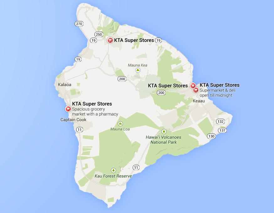 KTA Super Stores Hawaii