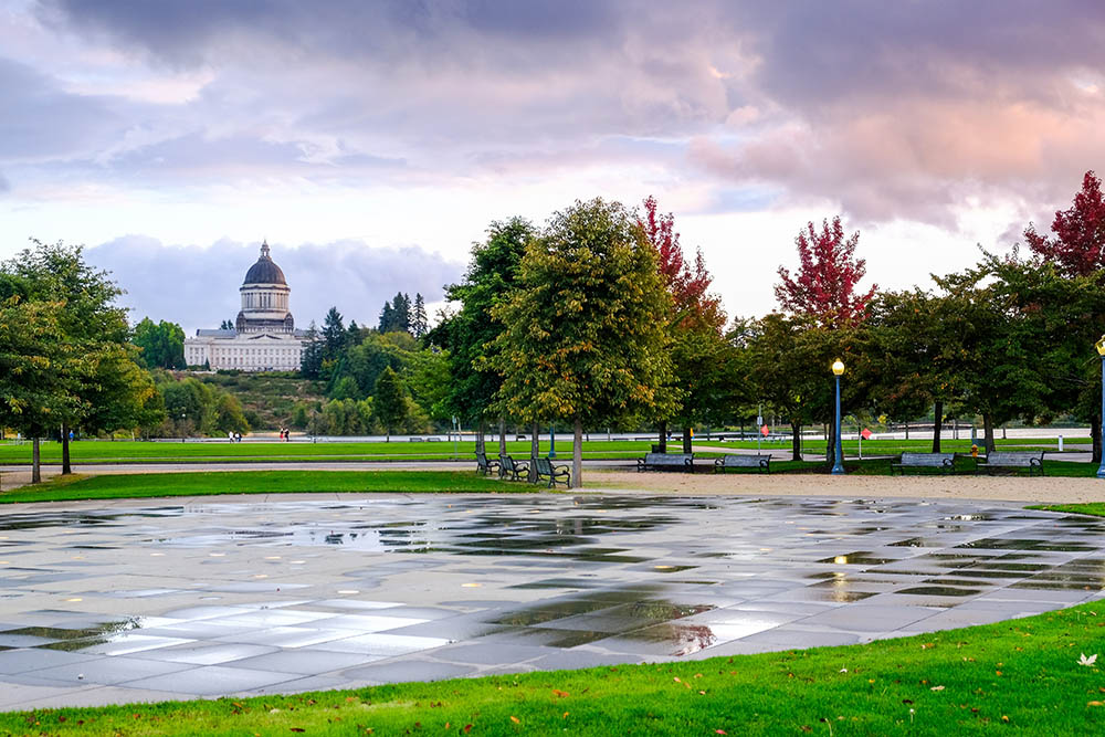 Olympia Washington travel guide