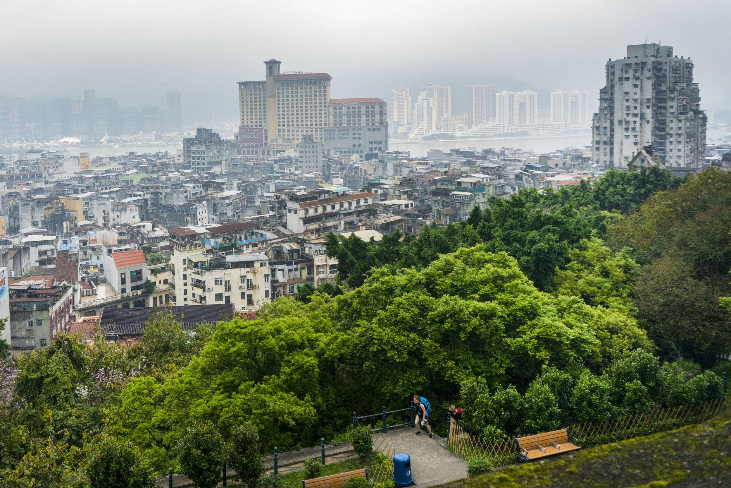Macau -
