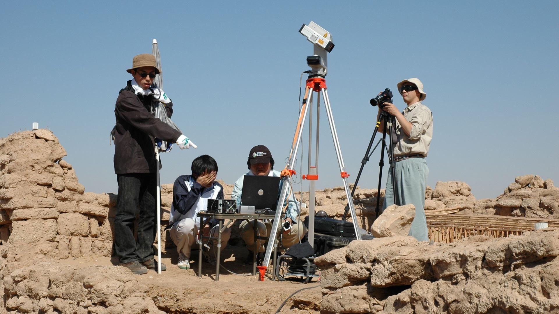 Kharga Oasis (2005)