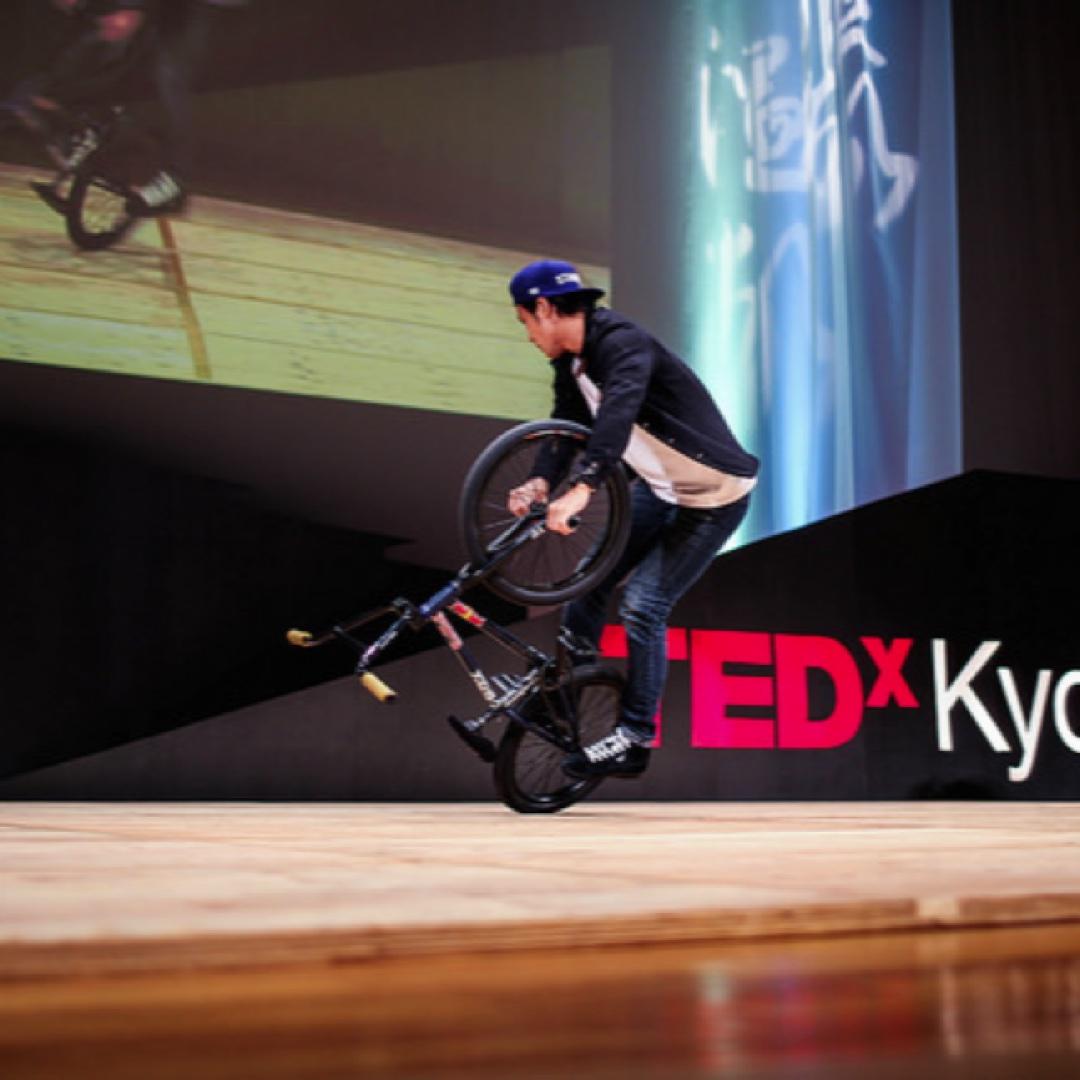 TEDxKyoto (2014)