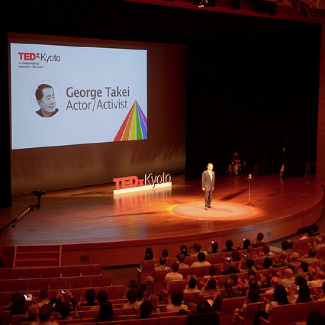 TEDxKyoto To Boldly Go (2014)