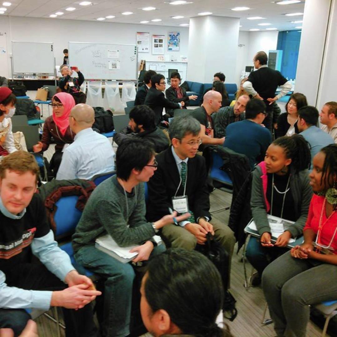 Kansai Mashup Hackathon (2015)