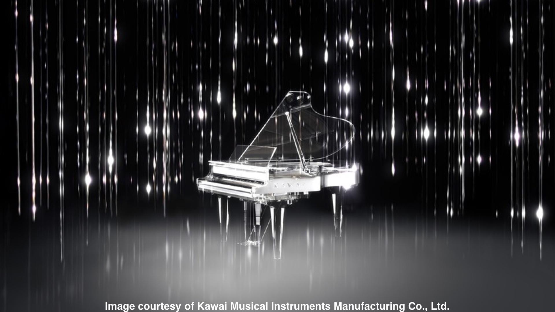 [技術提供]Crystal Rain (Kawai) c/w Lucent Design