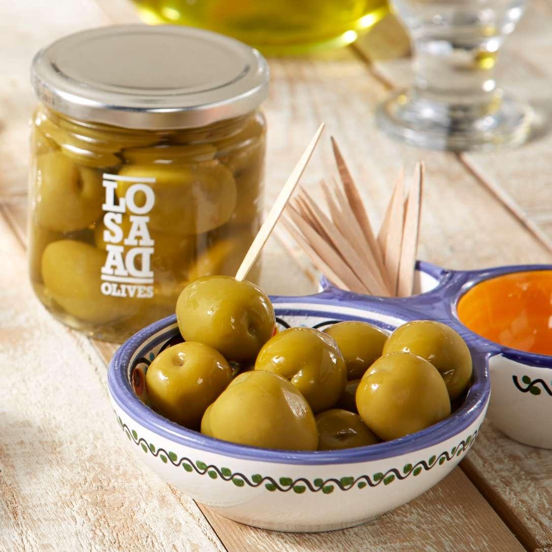 Gourmet-Cargo- Losada-Heirloom-Variety-Spanish-Olives