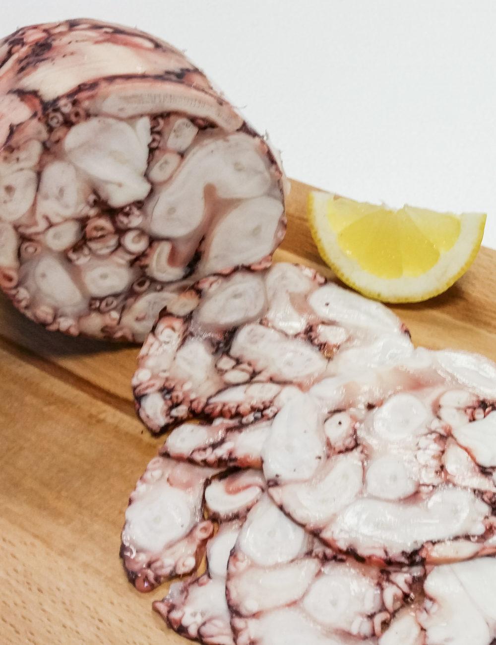 Prinz-Octopus-Carpaccio