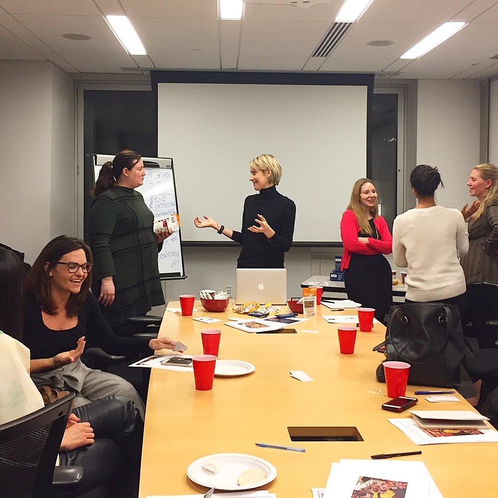 Women's Lean In REDF Circle
