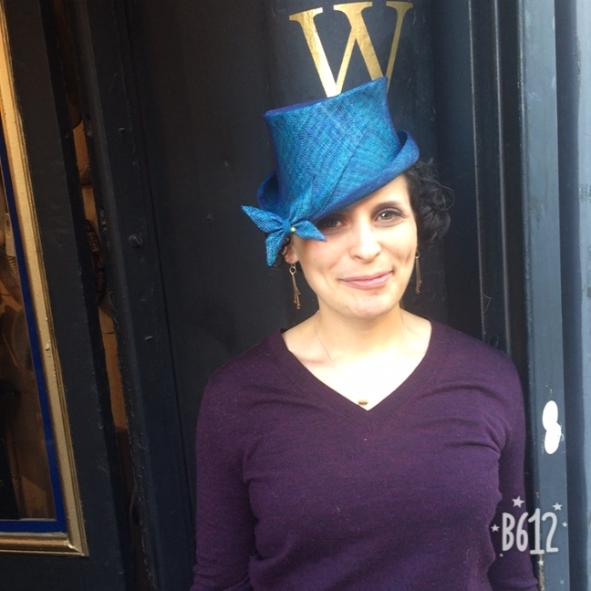 NYC East Village Hats Learn to Sculpt and Freeform Sinamay Masterclass with Jaycow Millinery 2.JPG