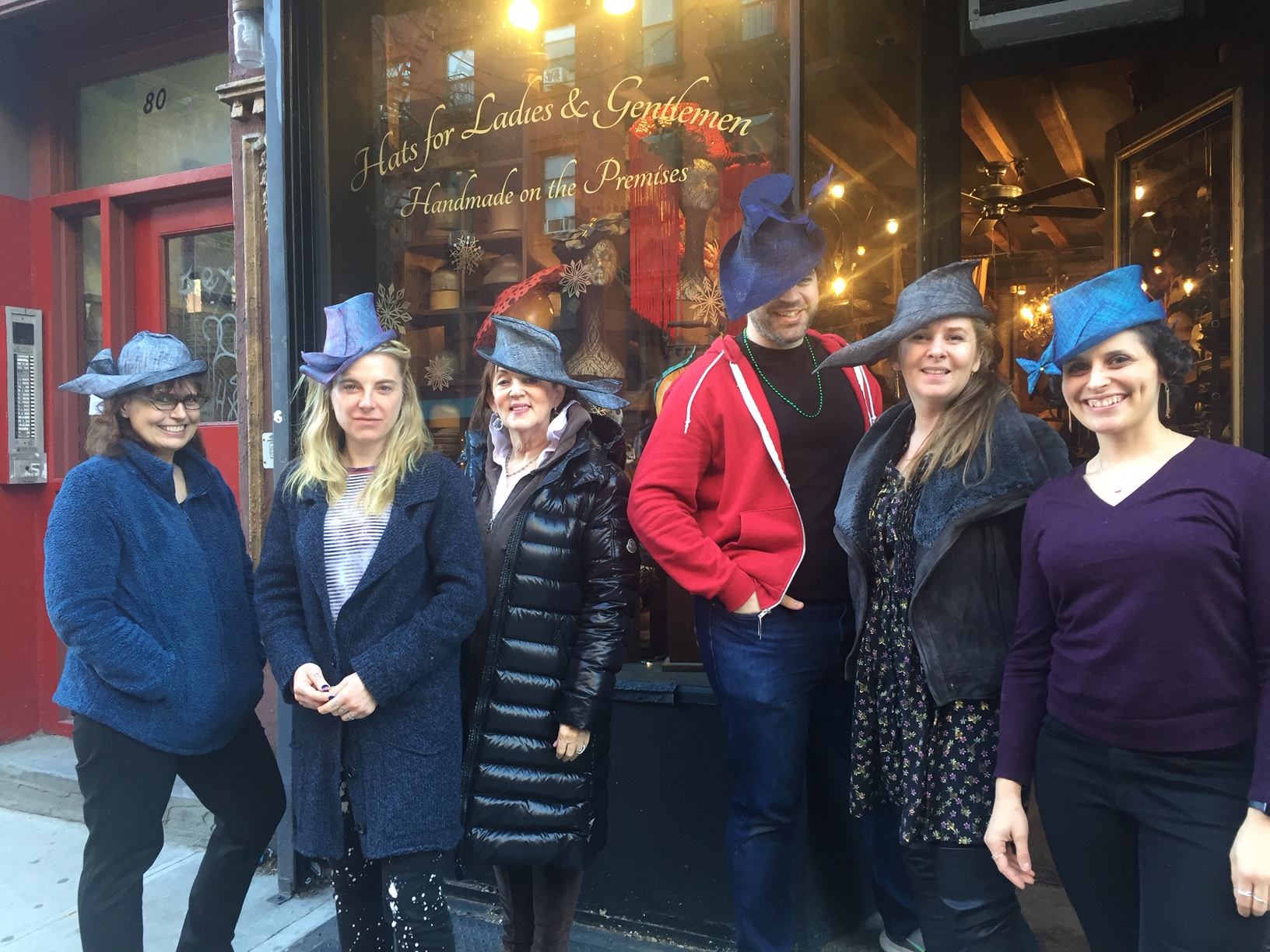 NYC East Village Hats Learn to Sculpt and Freeform Sinamay Masterclass with Jaycow Millinery 3.JPG