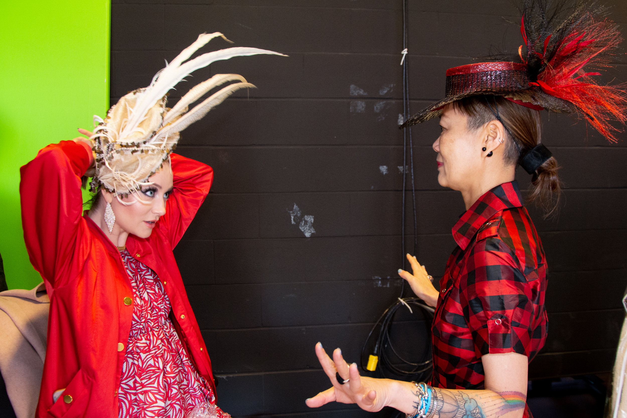 Jay Cheng from Jaycow Millinery for Greenwood Stakes by Jesús Maza_04.jpg