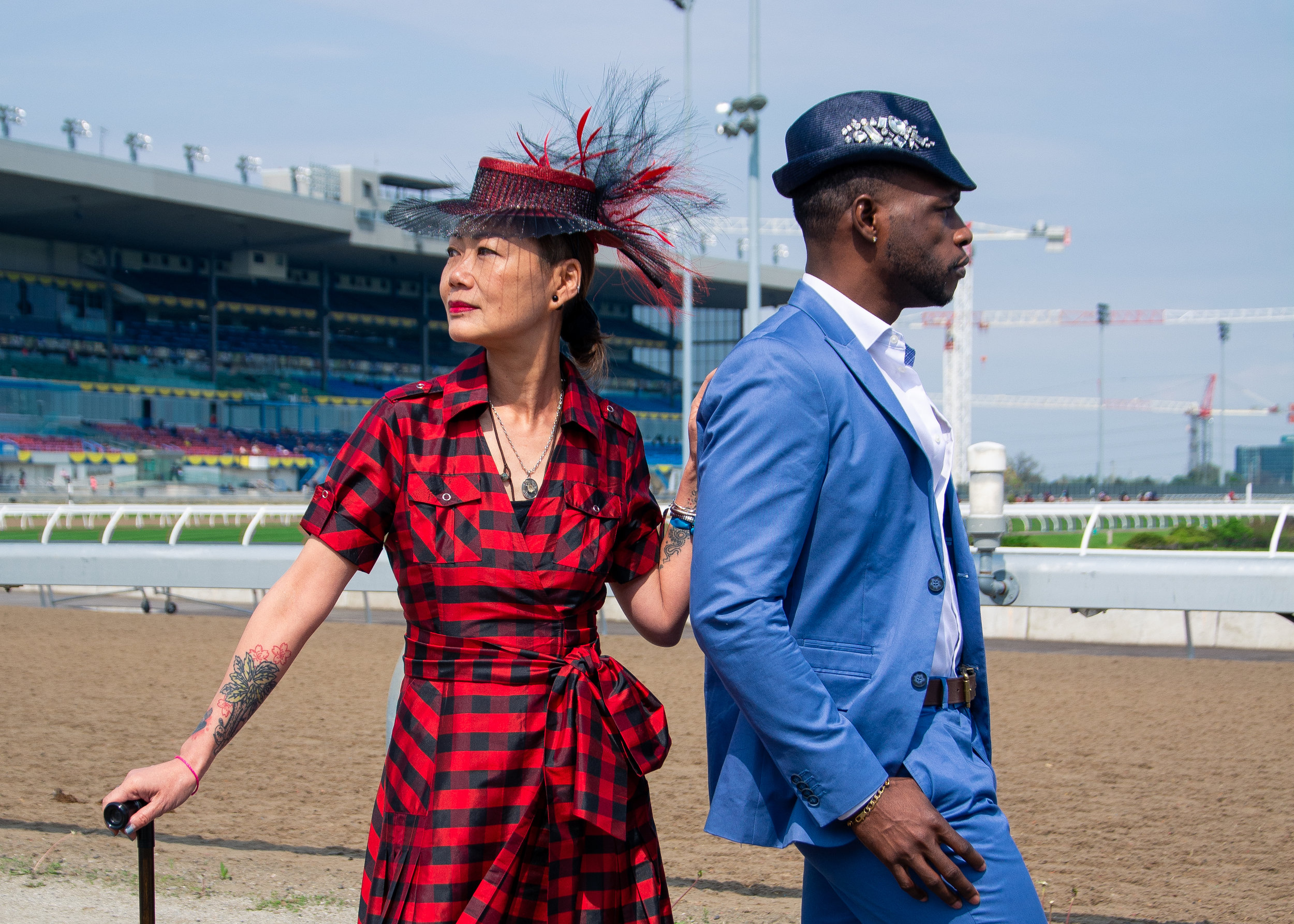 Jay Cheng from Jaycow Millinery for Greenwood Stakes by Jesús Maza_06.jpg