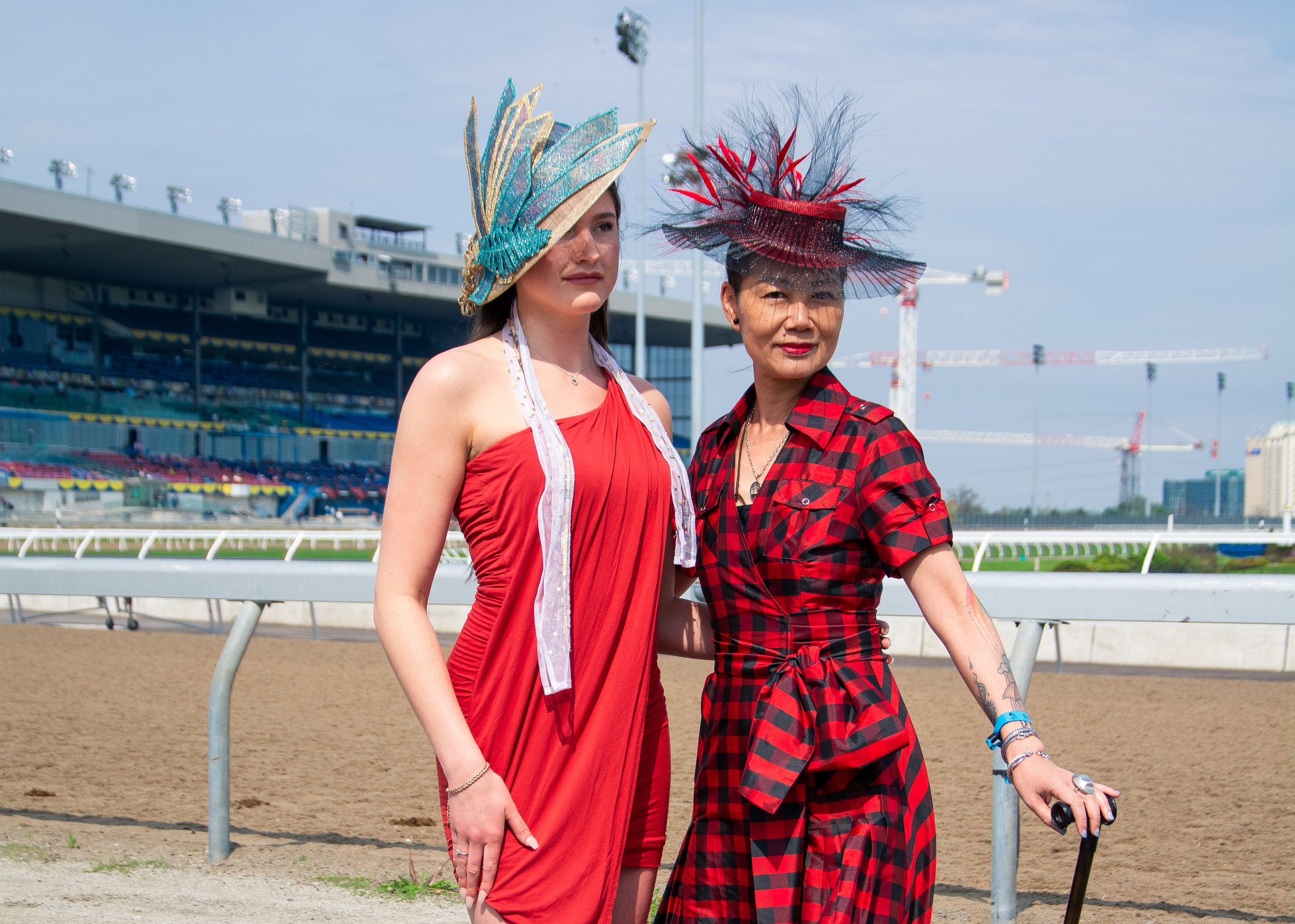 Jay Cheng from Jaycow Millinery for Greenwood Stakes by Jesús Maza_08.jpg