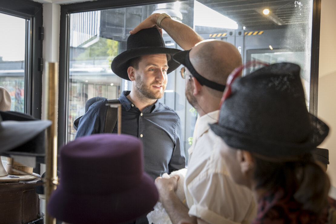 Jaycow Millinery presents Block Common at stackt Market Pop Up Shop by Franklin Lau for Kyle Kofsky September 2019 Toronto (37).jpg