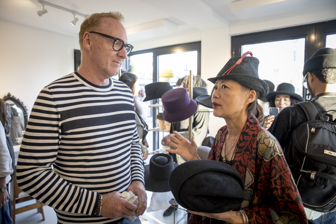 Jaycow Millinery presents Block Common at stackt Market Pop Up Shop by Franklin Lau for Kyle Kofsky September 2019 Toronto (93).jpg