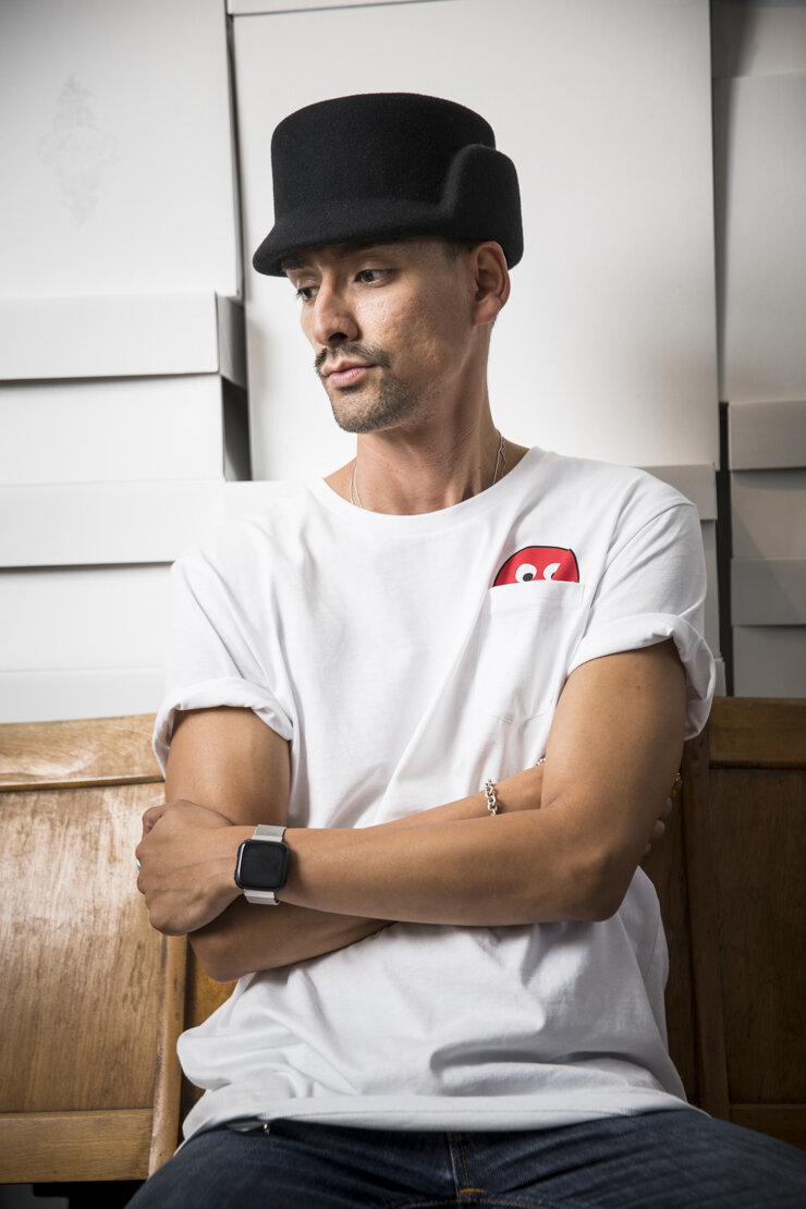 Jaycow Millinery presents Block Common at stackt Market Pop Up Shop by Franklin Lau for Kyle Kofsky September 2019 Toronto (84).jpg