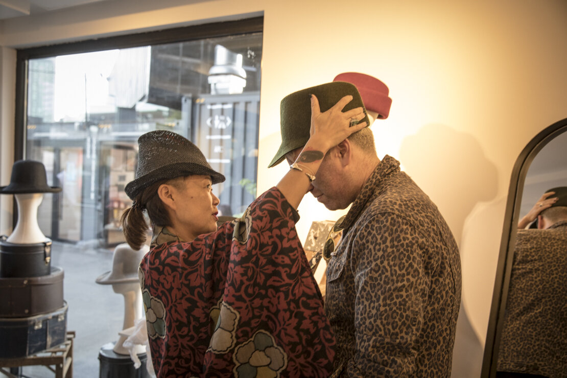 Jaycow Millinery presents Block Common at stackt Market Pop Up Shop by Franklin Lau for Kyle Kofsky September 2019 Toronto (114).jpg