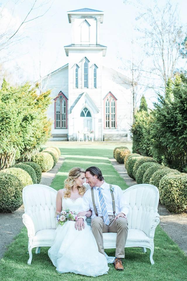 Bridal Path & Chapel