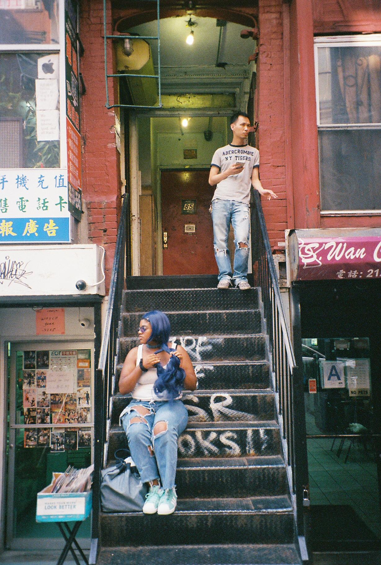 Chinatown, 2016