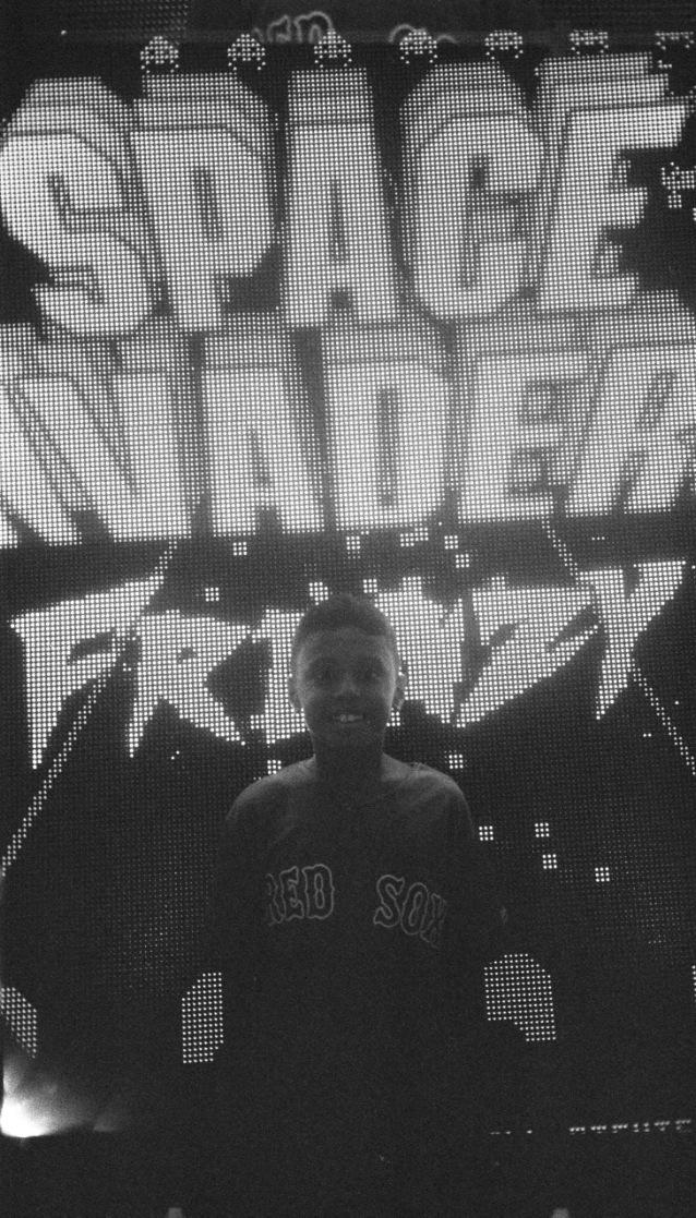 Space Invader, 2017
