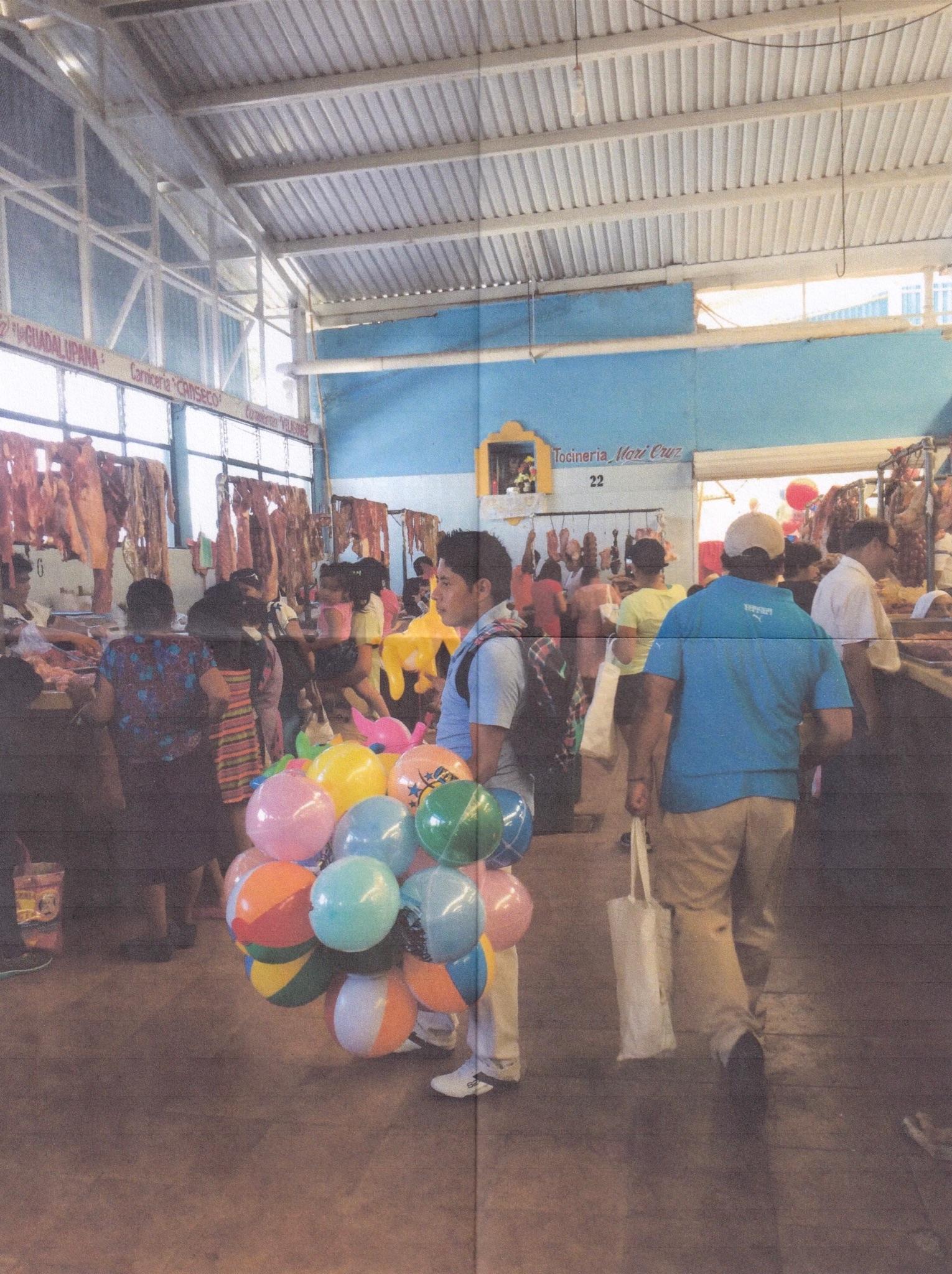 Oaxaca Market, 2015