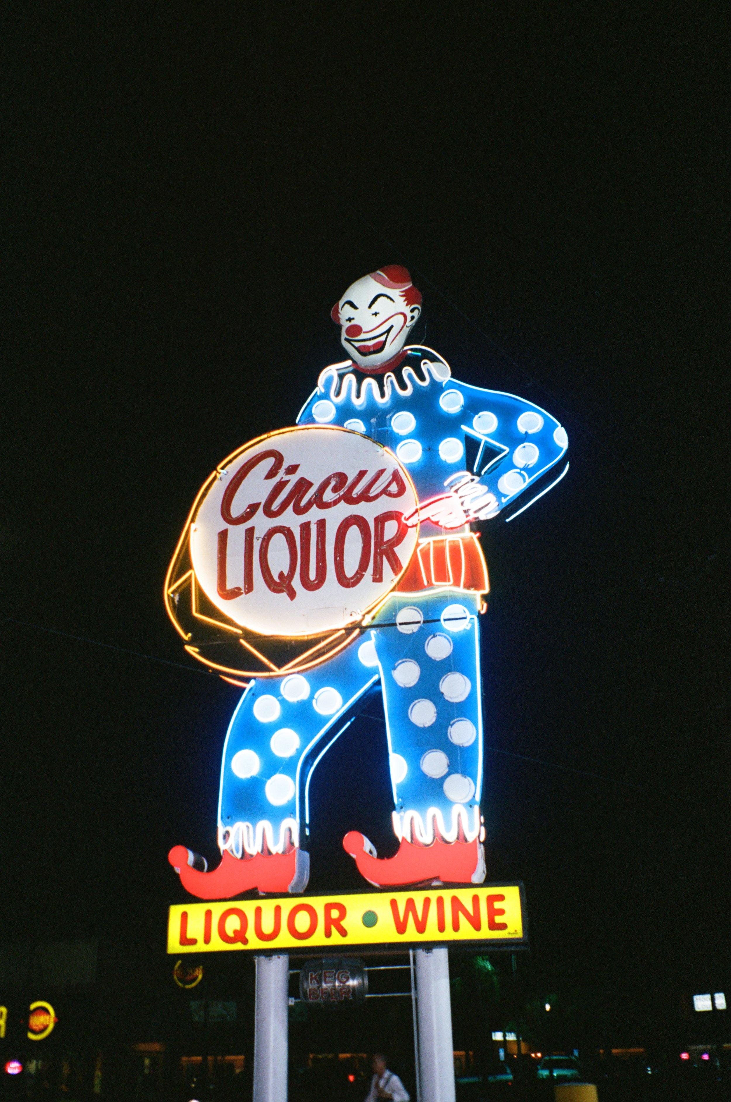 Circus Liquor North Hollywood, 2018