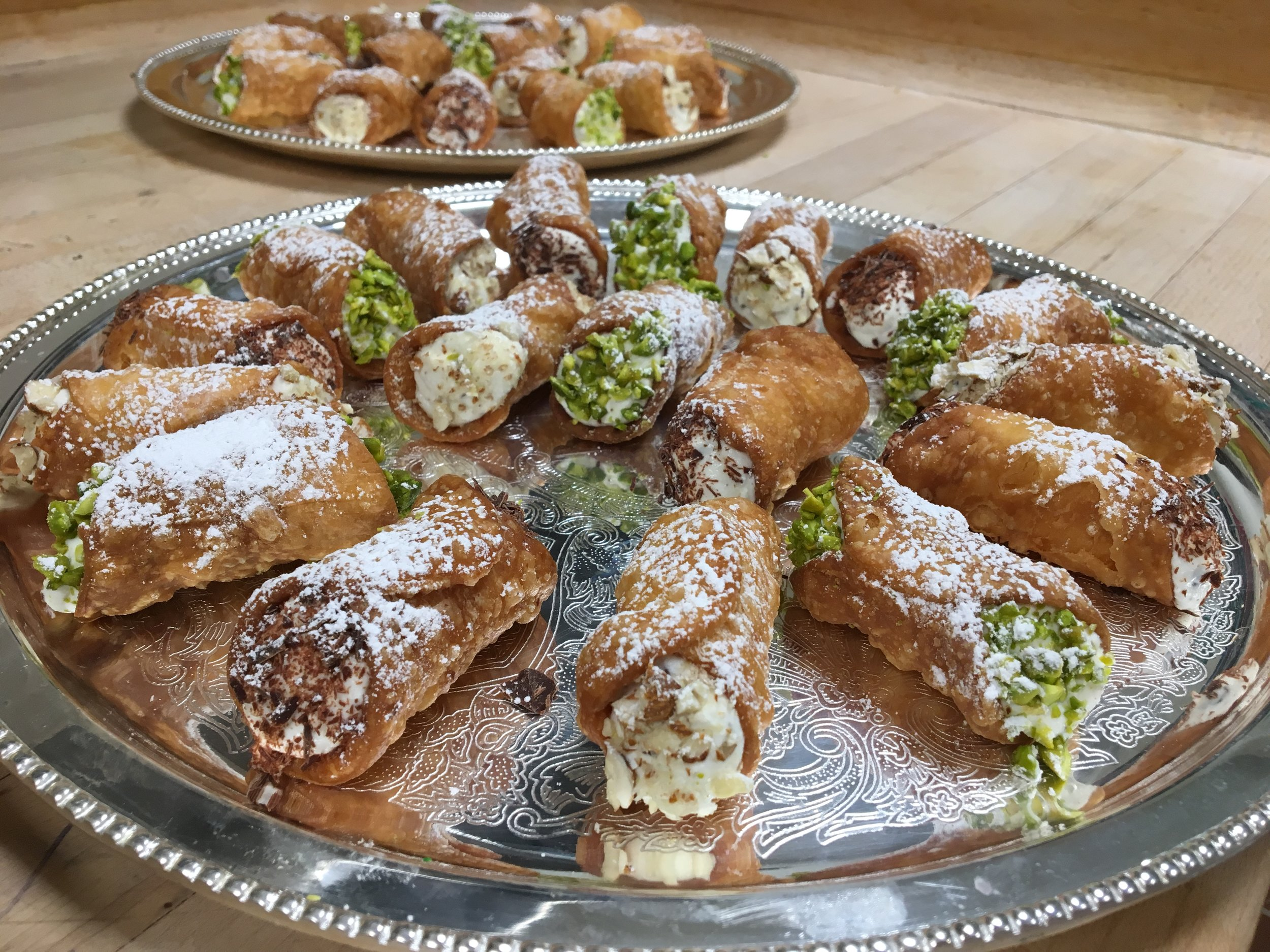 Celebrating Sicilia - our take on the supremely influenced and always unique food of Sicily