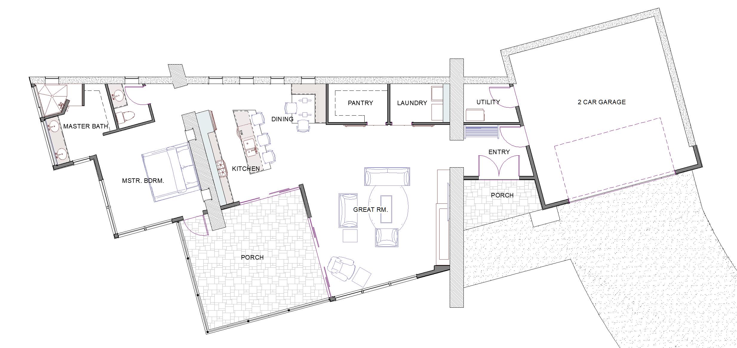Home architectural services in Sonora CA