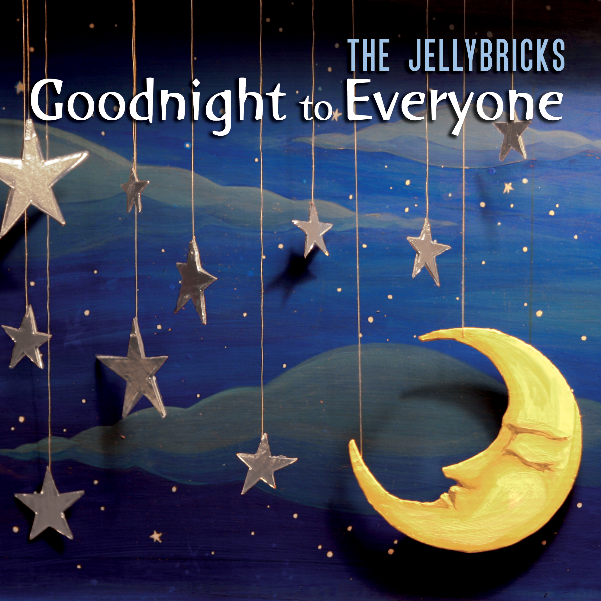 """Goodnight to Everyone - (2008) Primitive Records PRIM2008The Jellybricks are power pop veterans and I welcome the fourth release with open ears. Produced by Saul Zonana and three years in the making, it doesn't disappoint. Fans of IKE, Matthew Sweet and The Tories, who enjoy a heavier produced guitar sound will enjoy it for sure.""""Ruin Us"""" is just an example of great shimmering melodic guitar pop. The Jellybricks' maturing songwriting skills and musical prowess continue to impress with """"Broken Record"""" and the opener """"Eyes Wide"""" could easily be a radio-ready single if people gave them the chance.— PowerpopaholicAvailable on iTunes, Apple Music, Spotify, Amazon, Google Play, and more!"""