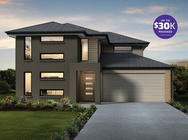 Tathra 283 - $601,683Lot 47 - 350m2Fairhaven Homes