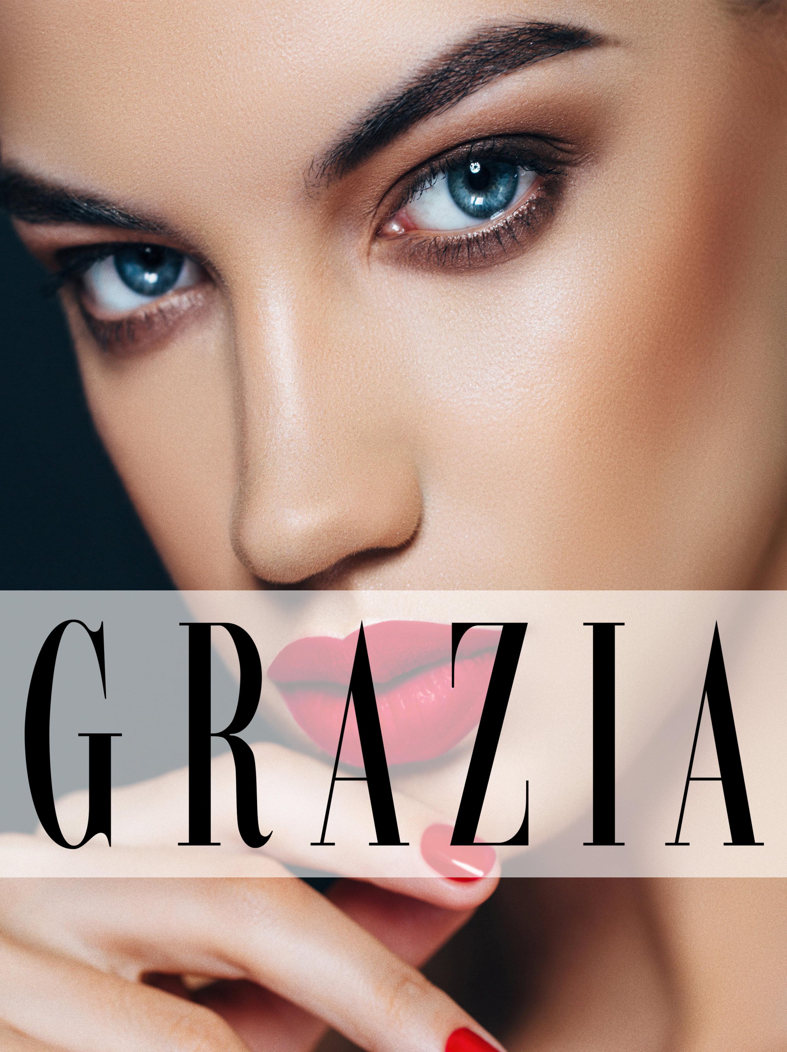 Grazia - June 2018