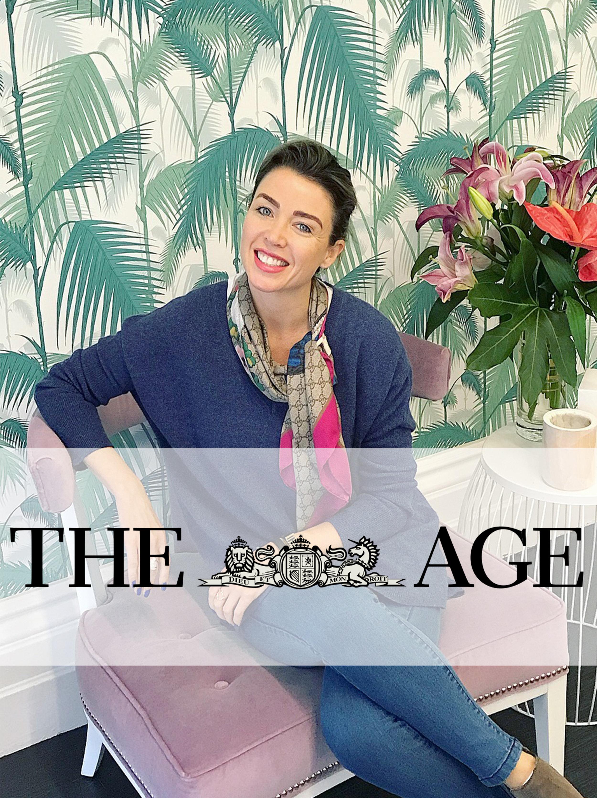 The Age Newspaper - Novemeber 2017