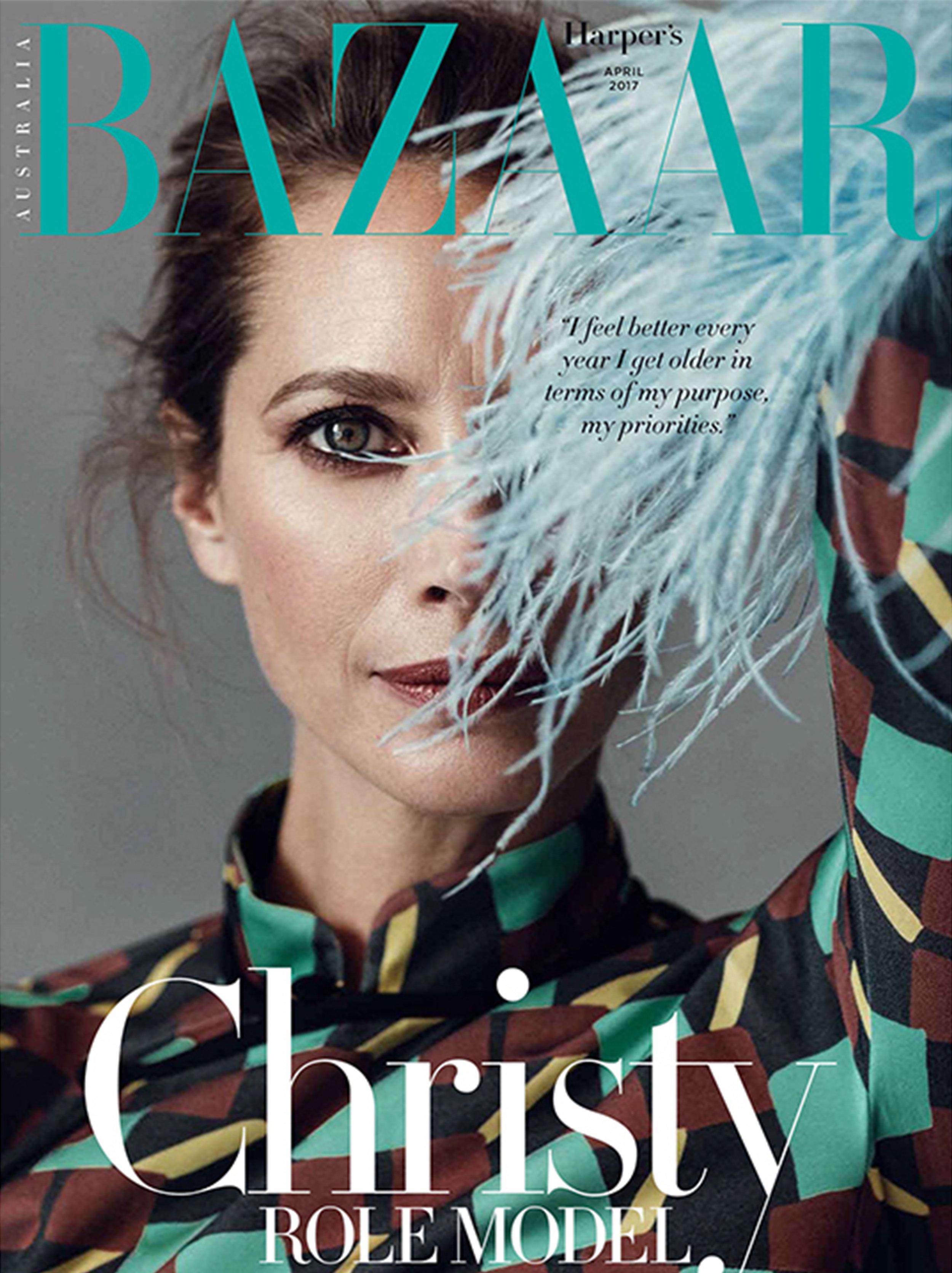Harper's Bazaar - April 2017