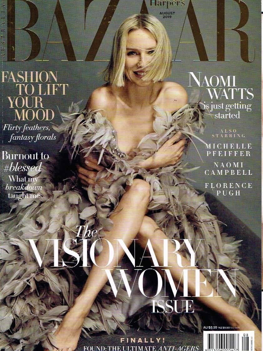 Harper's Bazaar - July 2019