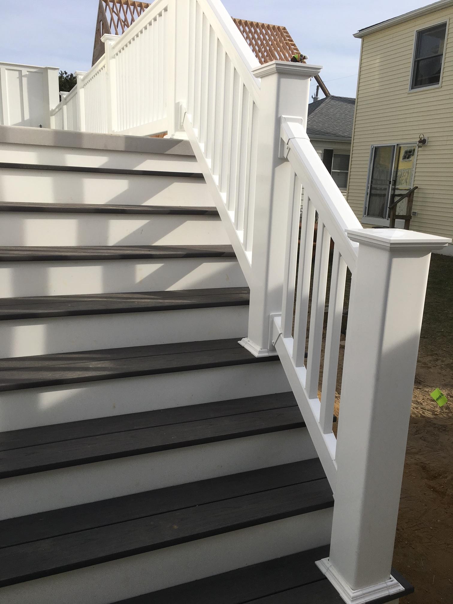 long port steps