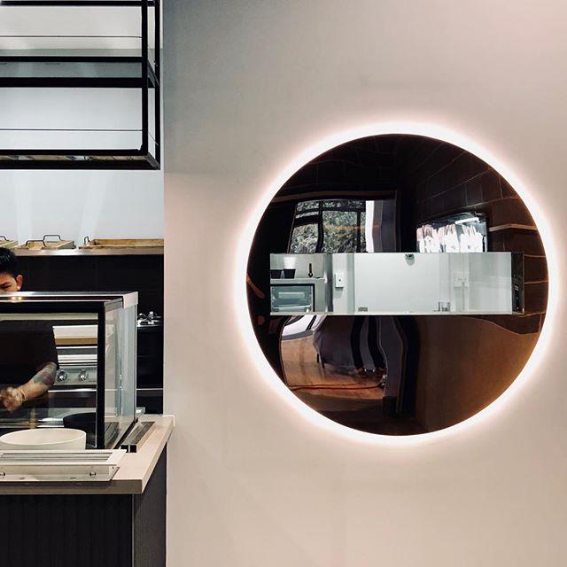⚫️we are coming close to opening and we are loving it. Not long now 😆☕️☕️☕️🍪 . . . .  #contemporarydesign #architecture #archilovers #architecturelovers #architect #design #designer #newcafe  #blackseed #hausofdesign #alandco #interiordesign #interiordecor #alandcohausofdesign #foodblogger #blackseedeatery #designerlife #cafeparramatta #photography #coffee #interiordesigner #monday #beautiful #moderndesign #parramatta #fitout #tobysestate #parramattacafe #sydneybreakfast #sydneycafe