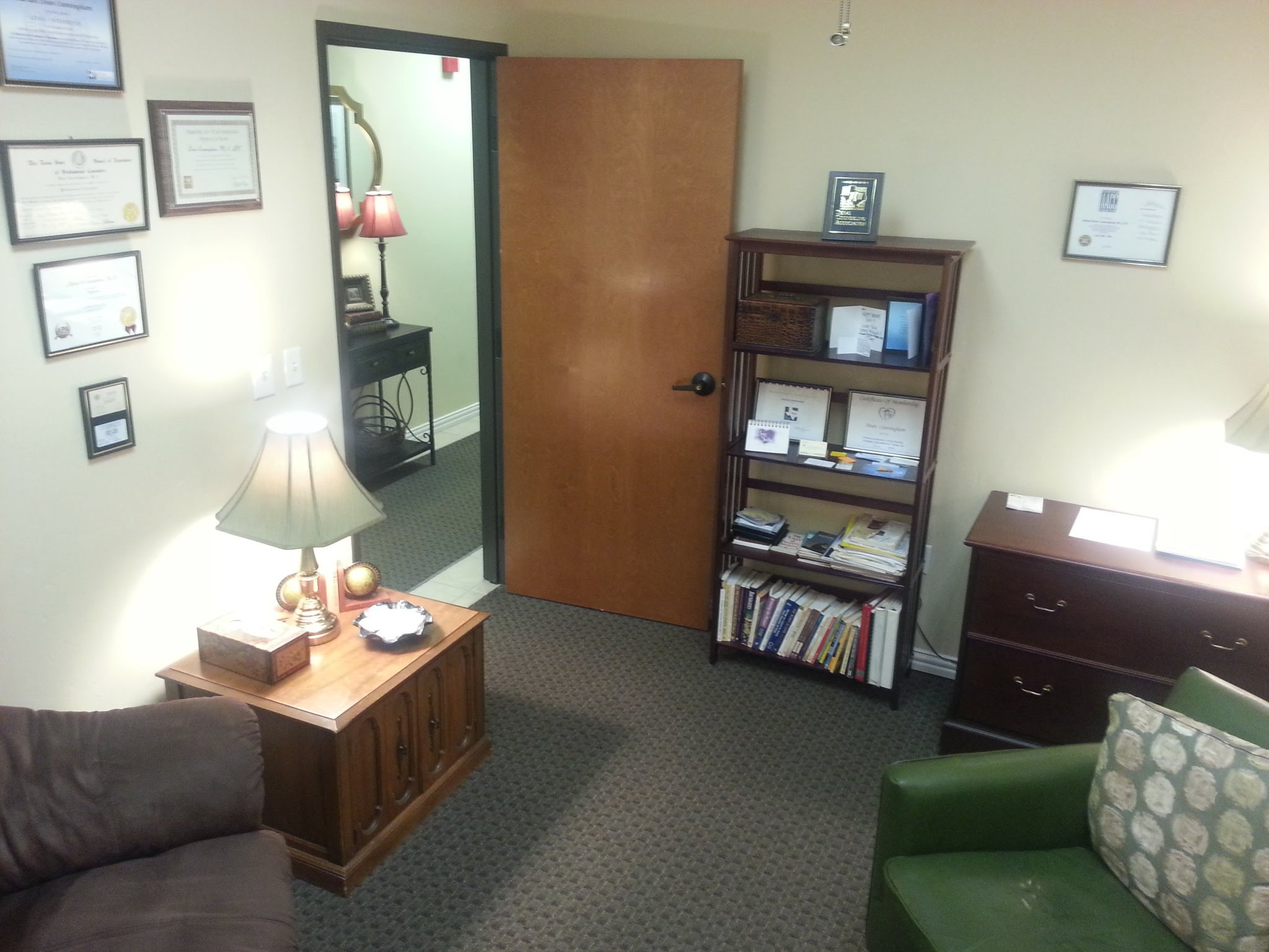 Frisco, Texas Office - 3550 Parkwood Boulevard Suite A-201 Frisco, Texas 75034