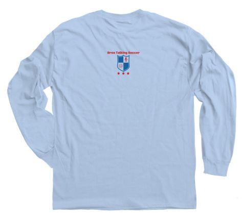 Long Sleeve T (Full Logo Back - Light Blue).JPG