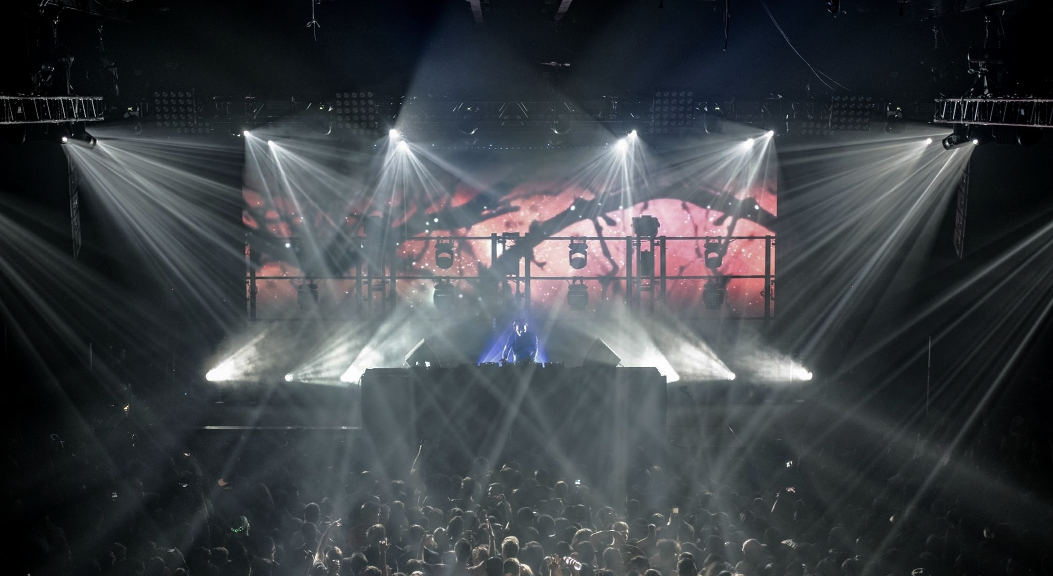 production design / creative direction / programming   Tiësto 2017 World Tour  View Project