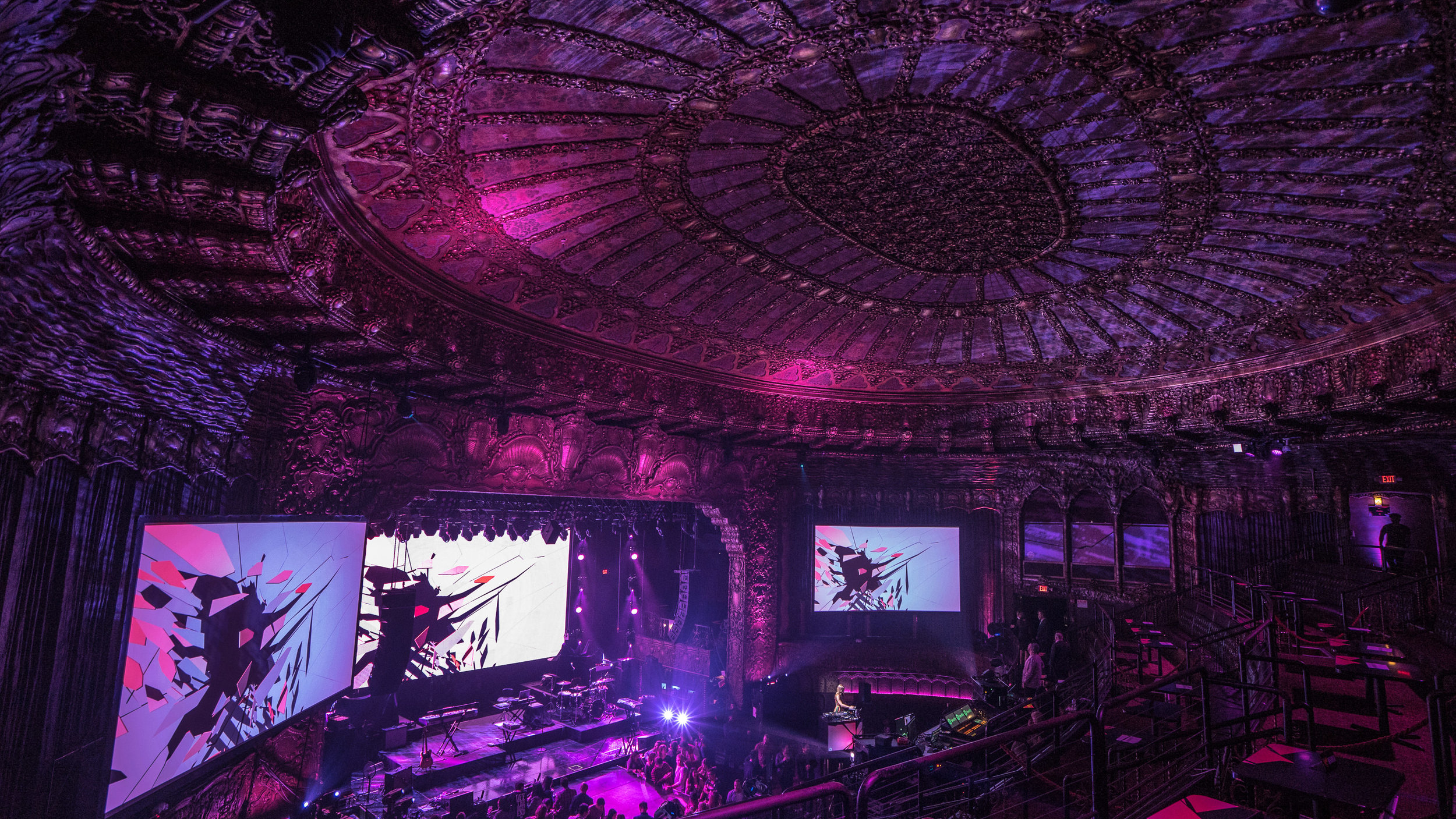 production design / programming    spotify grammys party  View Project