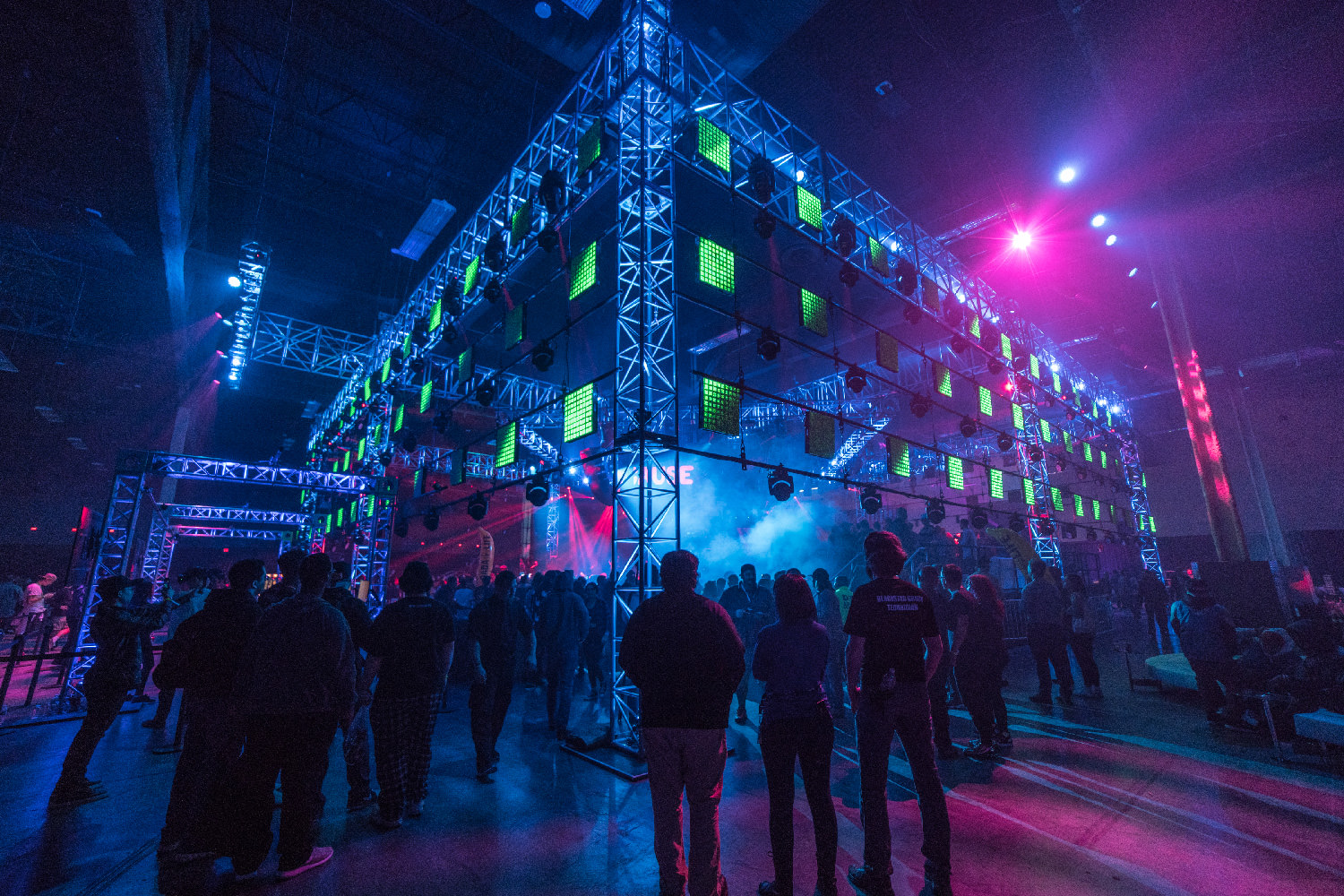 production design / programming    MLG Vegas Endgame Party    View Project