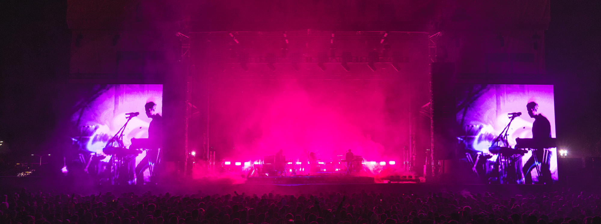 media programming/notch content   Tame impala 2018 tour  View Project