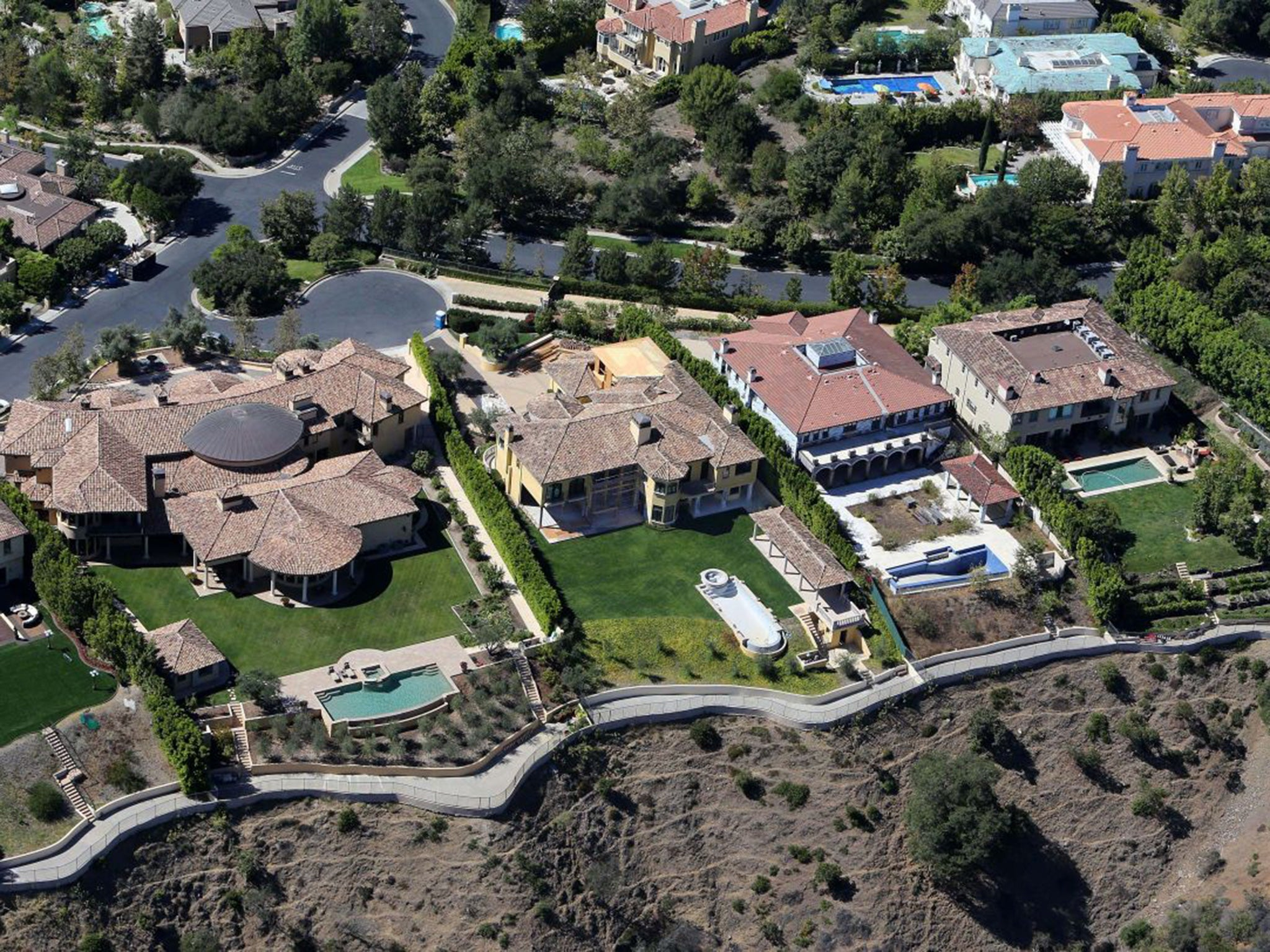 Bel-Air Crest Gated Community