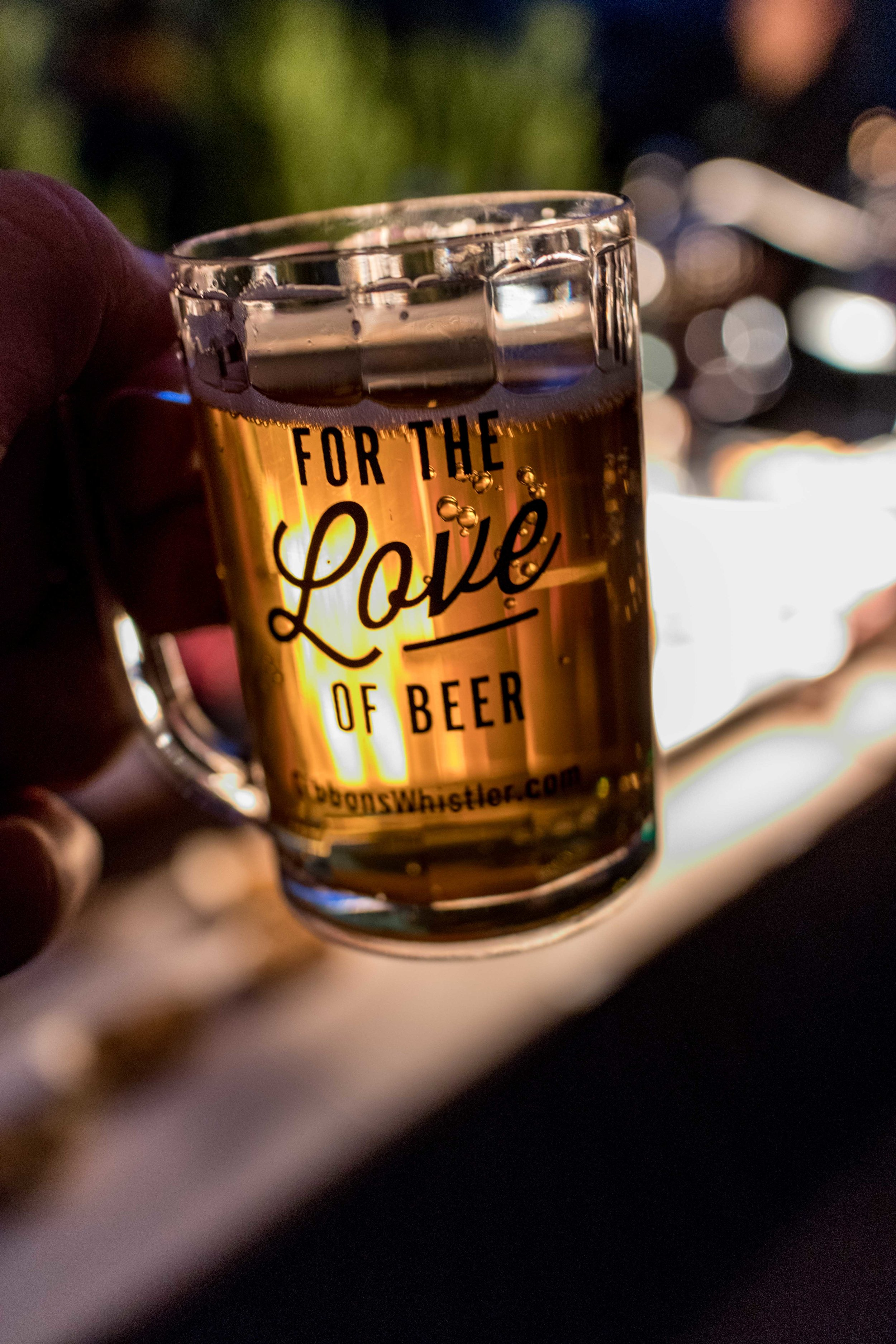 Master Crafters For the love of beer mug yellow light.jpg