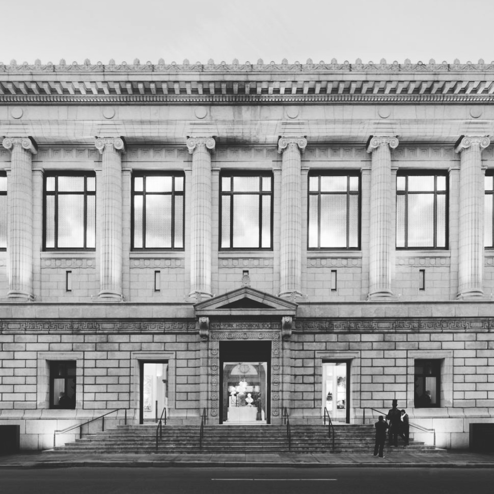 new york historical society -
