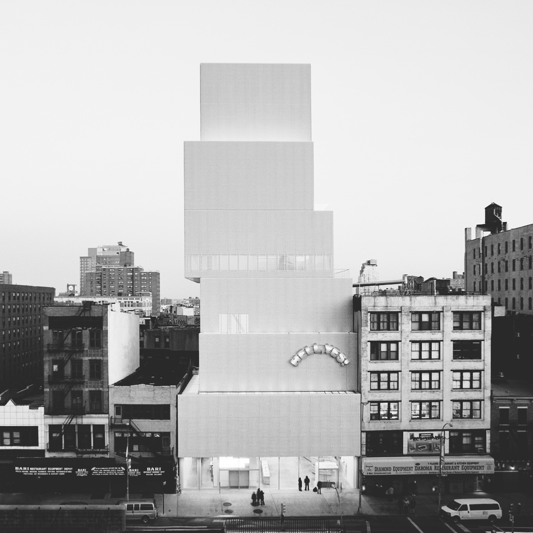 the new museum -