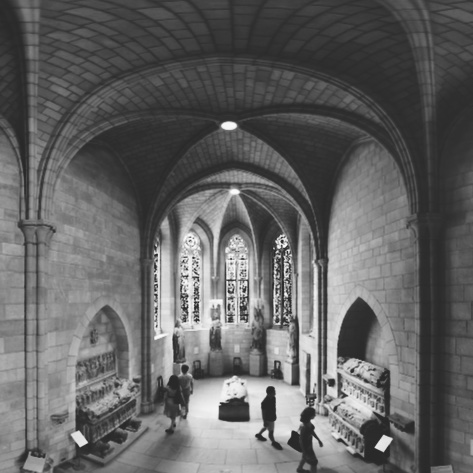 the met cloisters -