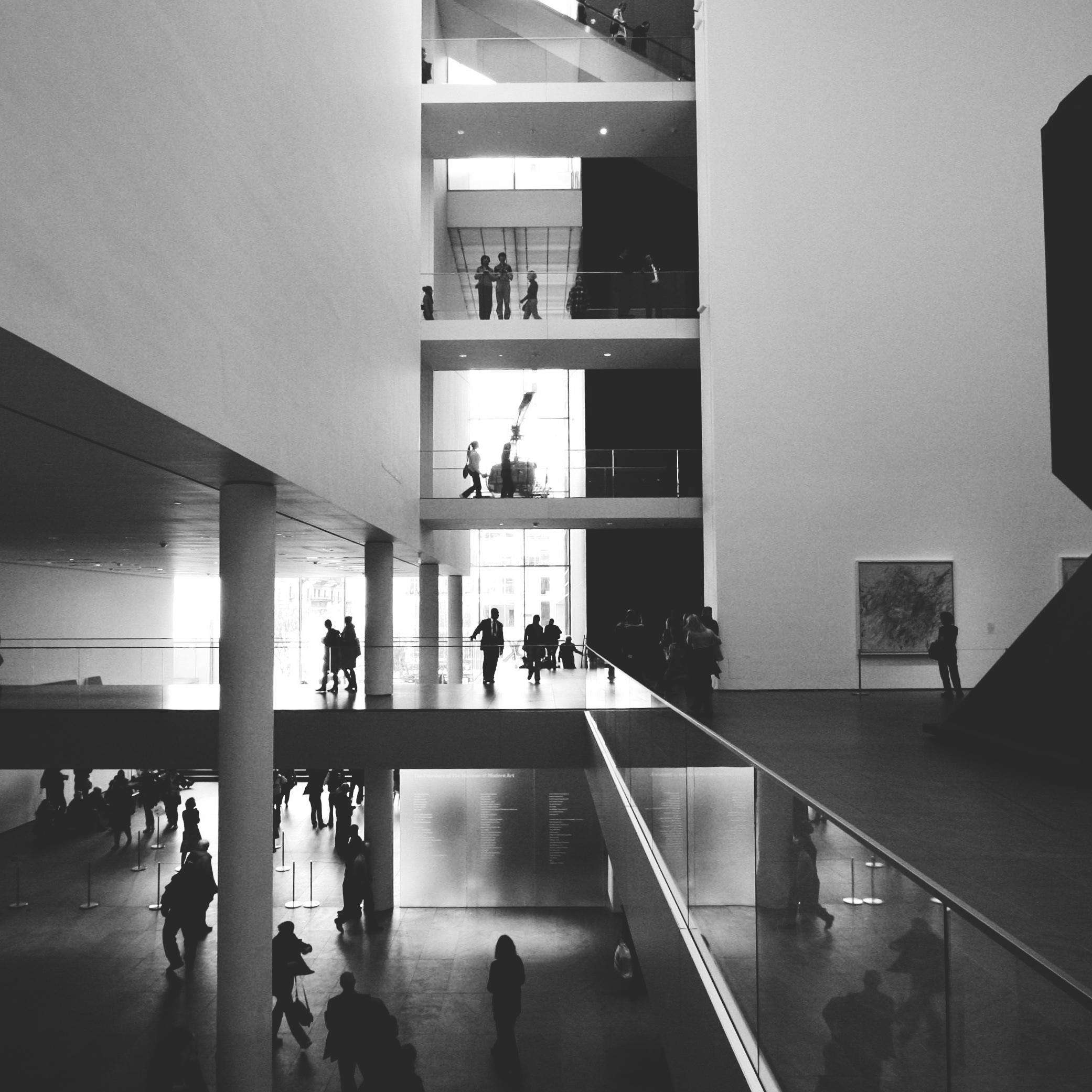 museum of modern art -