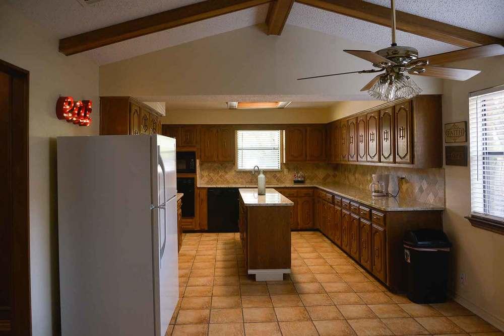 Northeast Dallas Kitchen