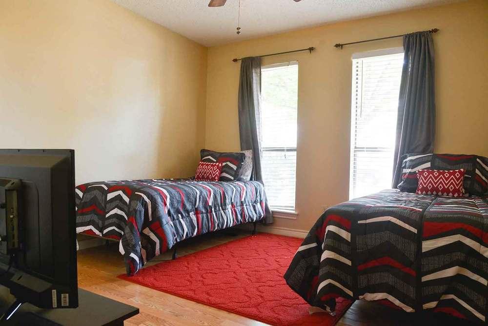 Northeast Dallas Bedroom 2
